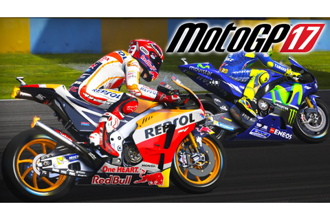 MotoGP 17 - Marquez Gameplay - YouTube