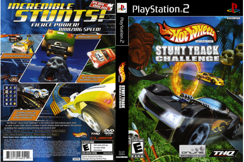 Hot Wheels: Stunt Track Challenge (PlayStation PS2 ...