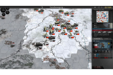 Panzer Tactics HD Preview | Invision Game Community