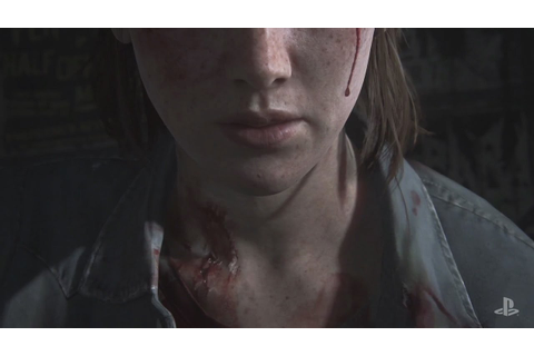 The Last of Us Part 2 Trailer PSX 2016 (The Last of Us 2 ...