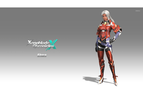 Elma - Xenoblade Chronicles X wallpaper - Game wallpapers ...
