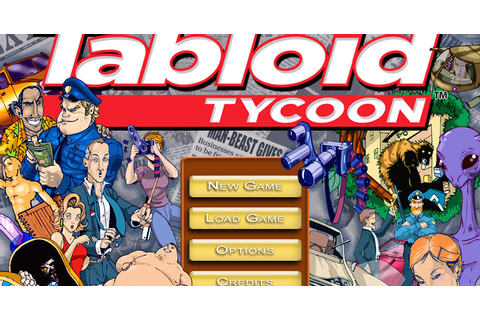 Tabloid Tycoon | All Tycoon Game