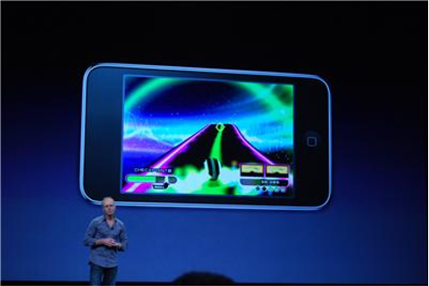 iPod touch gets speed and space increase, sweet new games ...