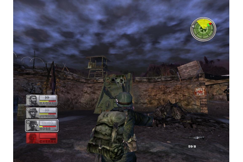 Conflict Vietnam (2004) - PC Review and Full Download ...