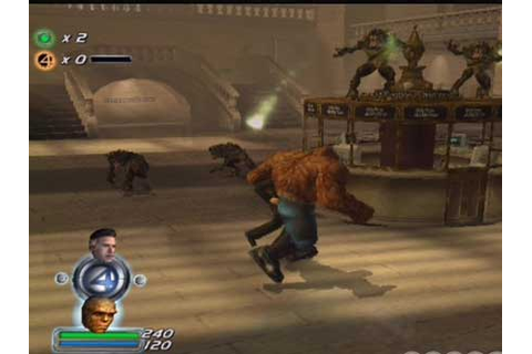 Download Free Games Compressed For Pc: Fantastic Four Game ...