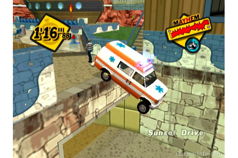 Emergency Mayhem (2008 video game)