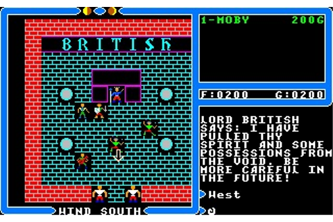 Ultima IV: Quest of the Avatar (1987) by ORIGIN Systems