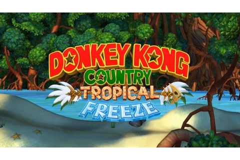 Game: Donkey Kong Country: Tropical Freeze [Wii U, 2014 ...