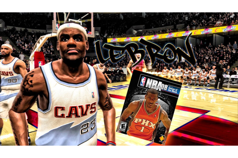NBA 08 featuring Games Of The Week - (PS3) - 60FPS ...