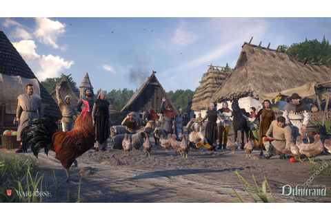 Kingdom Come: Deliverance - Download Free Full Games ...