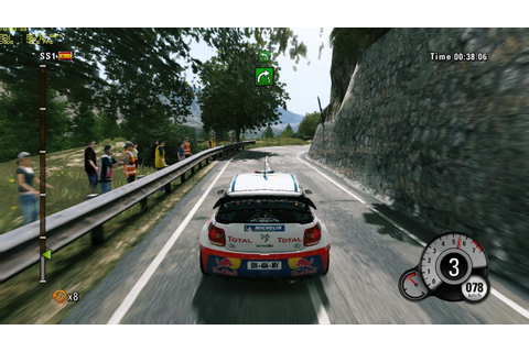 WRC 3 - FIA World Rally Championship Steam CD Key