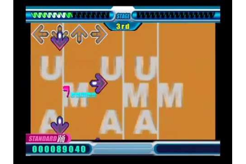 DDRMax: Dance Dance Revolution (PlayStation 2) Sandstorm ...