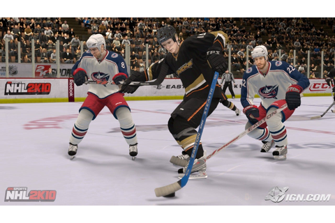 NHL 2K10 Screenshots, Pictures, Wallpapers - Xbox 360 - IGN