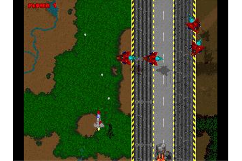 Ravage Download (1996 Arcade action Game)