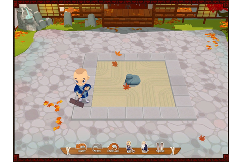 puzzle games, almost everything has been done before. I picked up Zen ...