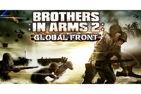 iOS Free Hacks: [Hack] Brothers In Arms 2: Global Front Free+