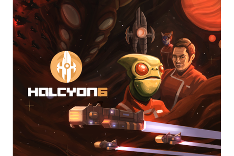 Halcyon 6: Starbase Commander coming to PC and Mac ...