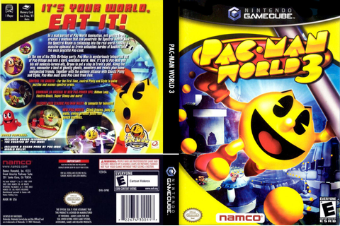 GP8EAF - Pac-Man World 3