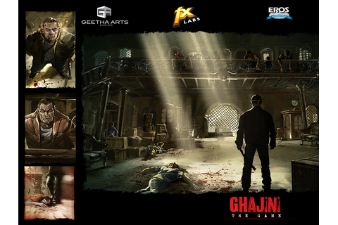 GHAJINI THE GAME PC GAME FULL ~ The Best GamEs.. SpOt