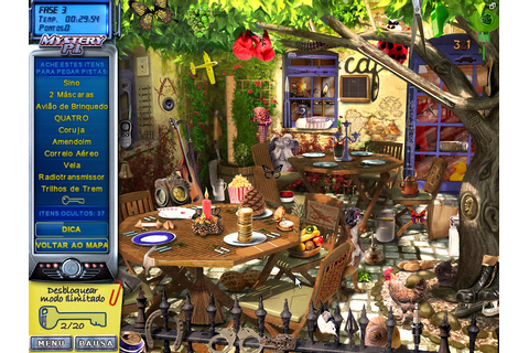 Mystery P.I.: The Lottery Ticket Screenshots for Windows ...