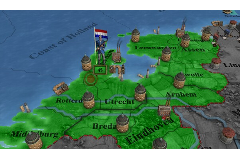Victoria 2: going Dutch - Quarter to Three