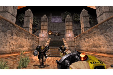 'Duke Nukem 3D' re-release adds new levels from the ...