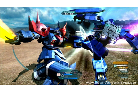 Mobile Suit Gundam Side Stories - Download game PS3 PS4 ...