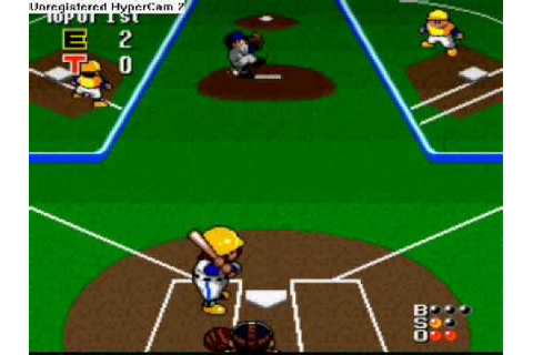 Retro Game Invasion - Extra Innings - YouTube