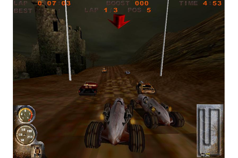 Speed Demons Download (1999 Simulation Game)