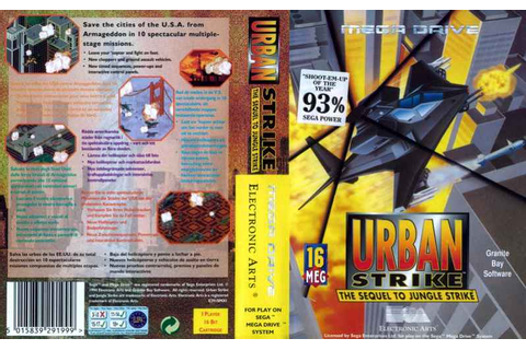Urban Strike | Top 80's Games