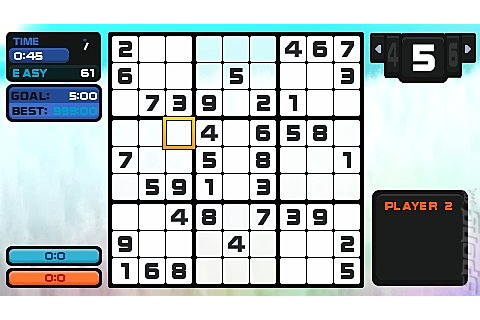 Screens: Go! Sudoku - PSP (17 of 43)