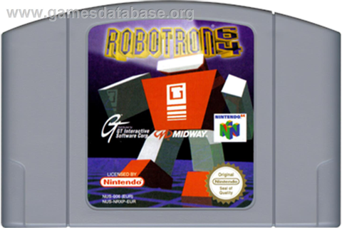 Robotron 64 - Nintendo N64 - Games Database