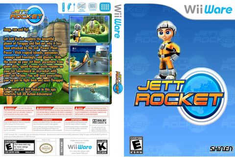 Jett Rocket NTSC (WJEE) Gecko codes or porting codes form ...