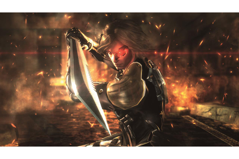 Metal Gear Rising: Revengeance PC dated, Steam pre ...