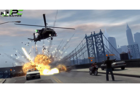 Grand Theft Auto (GTA) IV PC Game Free Download