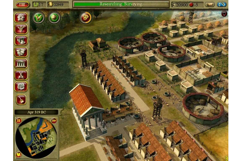 CivCity Rome Download Free Full Game | Speed-New