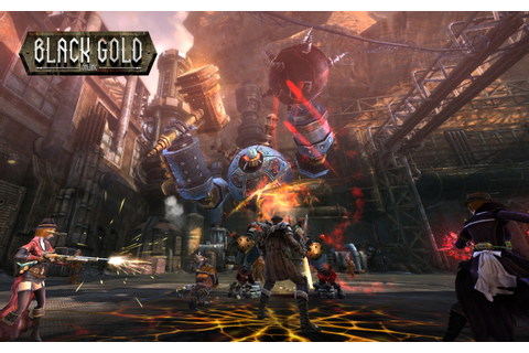 Black Gold Online Review, Download, Guide, Walkthrough