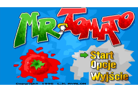Mr. Tomato Details - LaunchBox Games Database