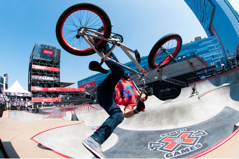Gearing up for X Games | Olivia Bush Photography