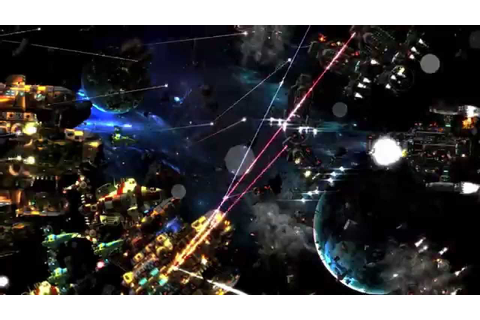 Gratuitous Space Battles 2 Teaser - YouTube