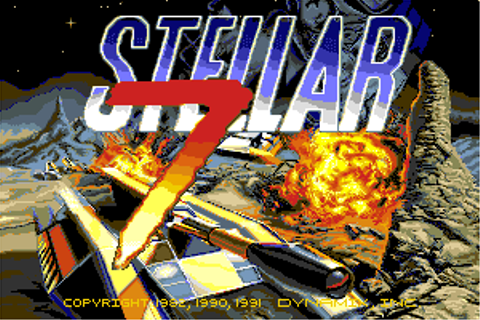 Download Stellar 7 - My Abandonware