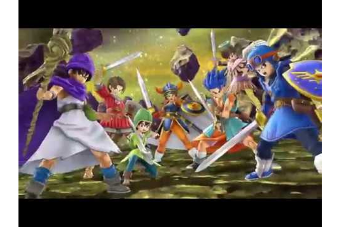 Trailer Hero Dragon Quest - Super Smash Bros Ultimate | E3 ...