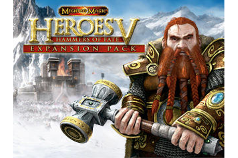 Heroes of Might and Magic V: Hammers of Fate for Windows ...
