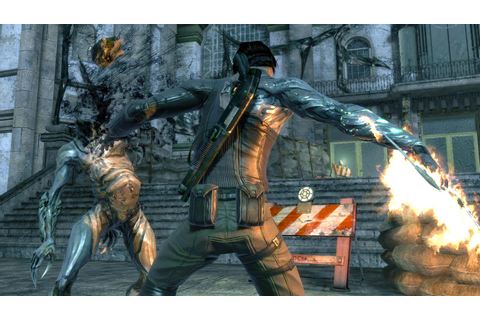 Dark Sector Game - Free Download Full Version For Pc