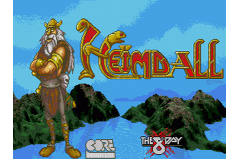 Play Heimdall Sega CD online | Play retro games online at ...