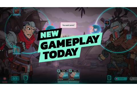 New Gameplay Today – Griftlands - Game Informer