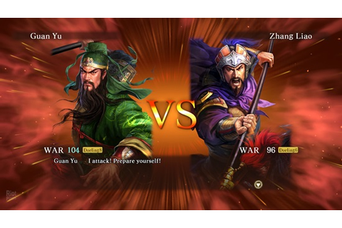 Romance of the Three Kingdoms 13 Game - Hellopcgames
