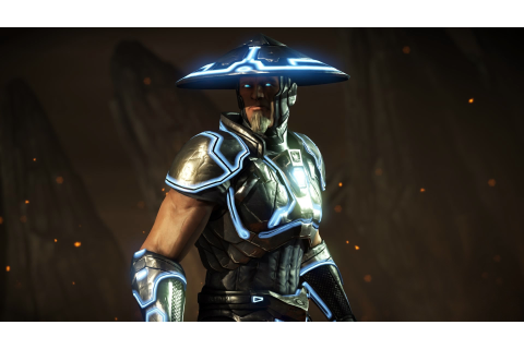 Mortal Kombat X, Video Games, Raiden Wallpapers HD ...