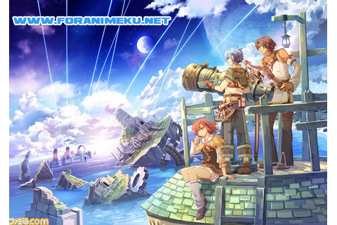 Download Nayuta No Kiseki [ English Patch ] ISO PSP | Jkt ...