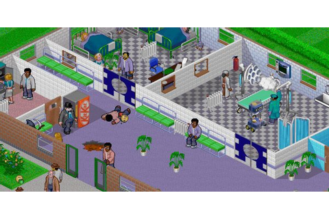 Free game: Theme Hospital (Origin) | Indie Game Bundles